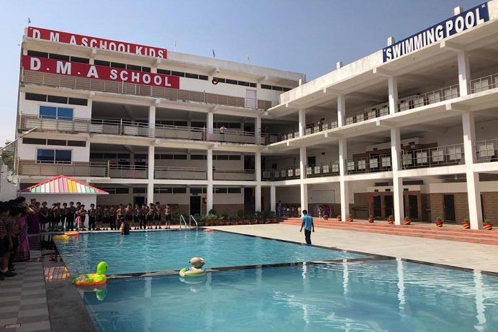Deepak Memorial Academy-Swimming Pool
