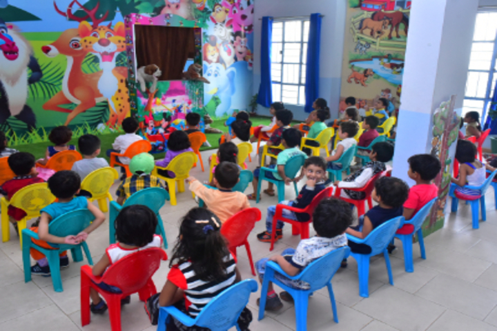 Delhi International School-Kindergarden