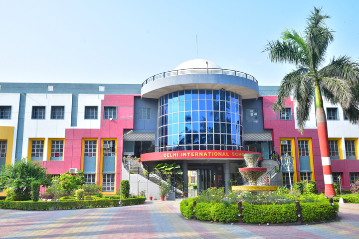 Delhi International School-School Building