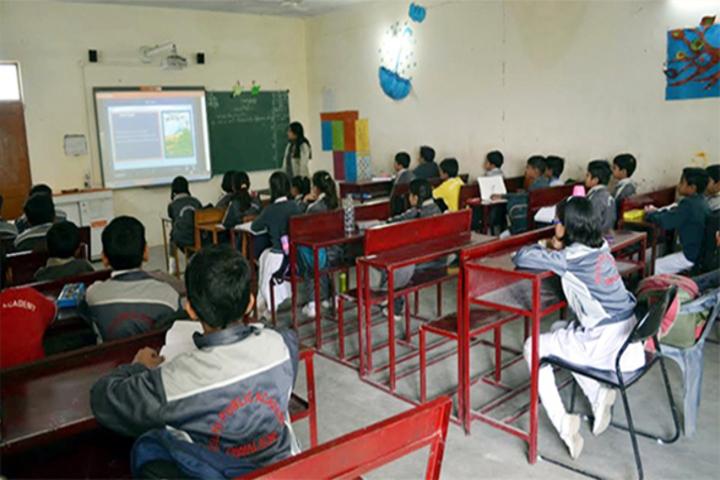 Delhi Public Academy-Classroom