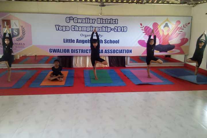 Delhi Public Academy-Yoga