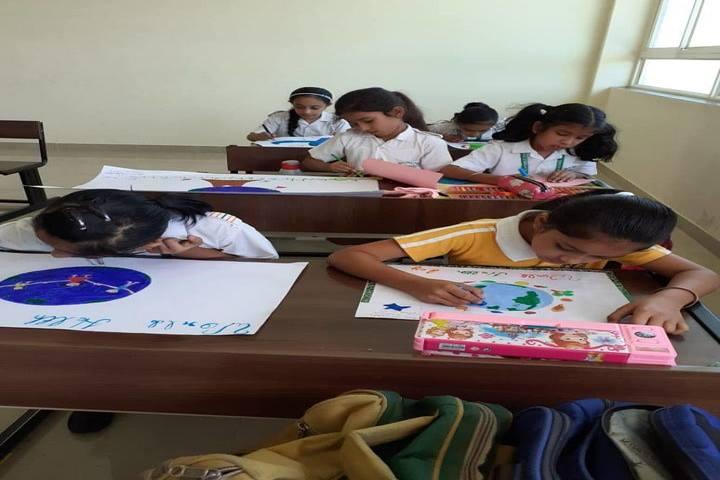 Delhi Public School-Artroom