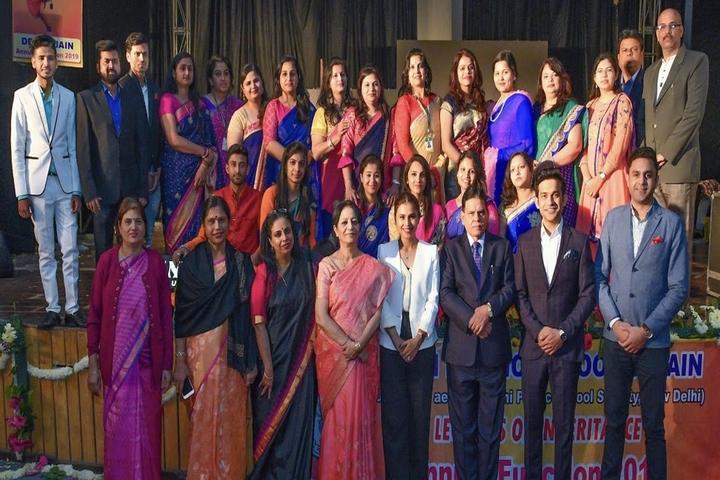 Delhi Public School-Teachers