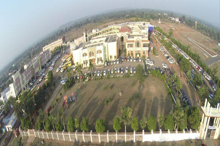 Delhi Public School-Campus-View