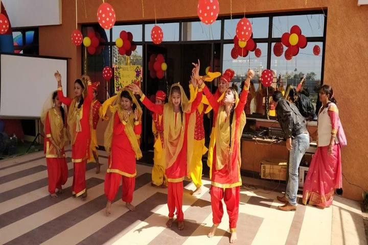 Delhi Public School-Cultural Event