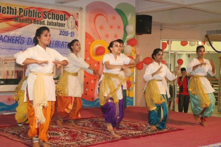 Delhi Public School-Teachers Day
