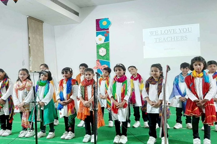 Delhi Public School-Group Song