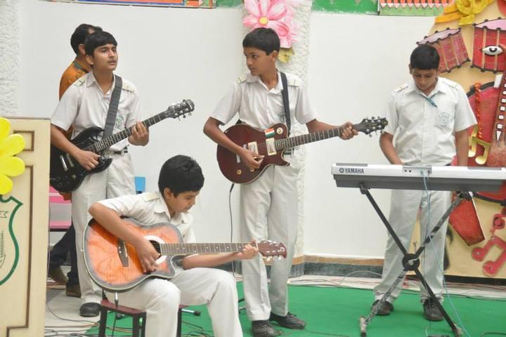 Delhi Public School-Music-Competition