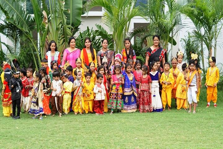 Delhi public School-Fancy Dress