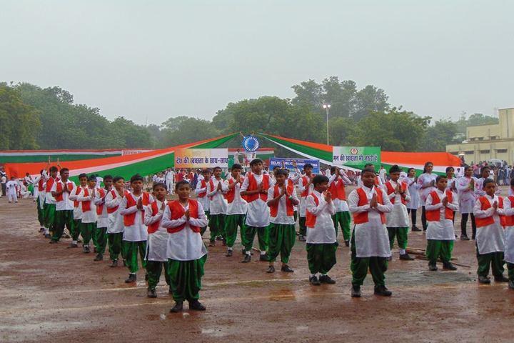 Delhi public School-RepublicDay-Celebrations