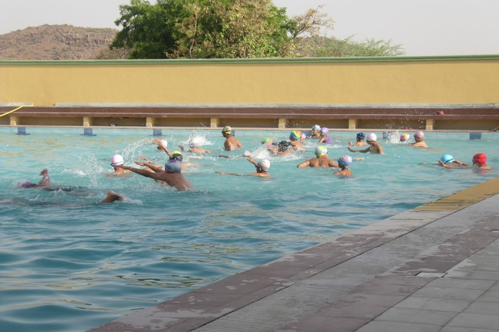 Delhi Public School-Swiming Pool