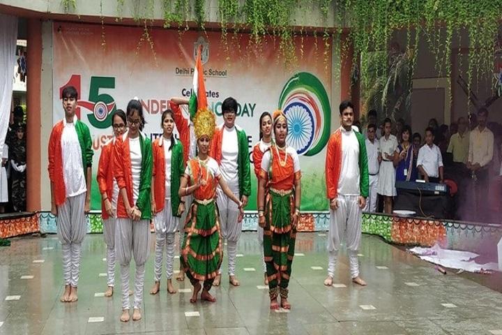 Delhi Public School-IndependenceDay-Celebration