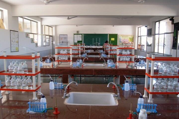 Delhi Public School-Laboratory