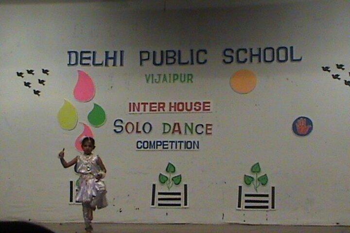 Delhi Public School-Dance-Competition