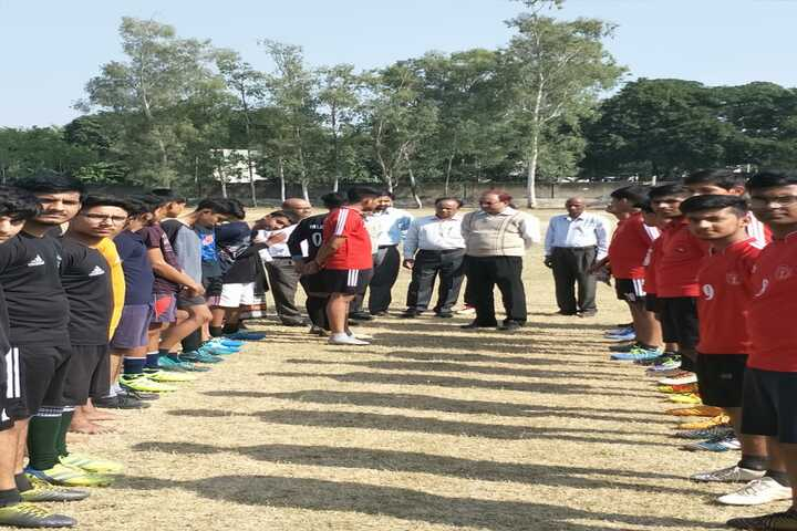 Delhi Public School-Sports Team