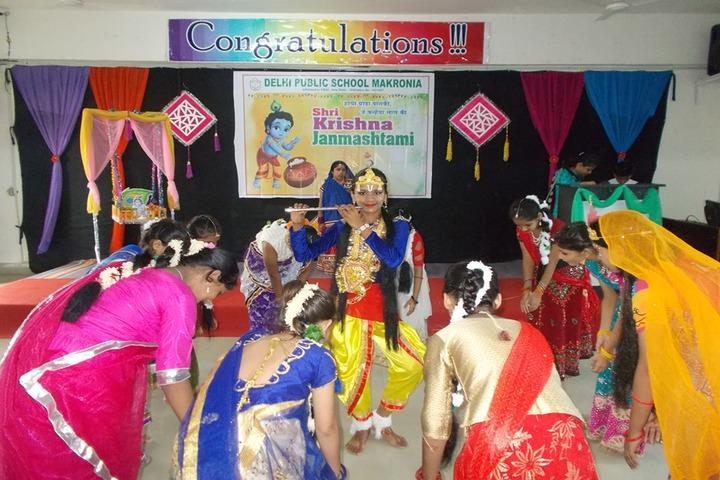 Delhi Public School-Festival-Celebratrion