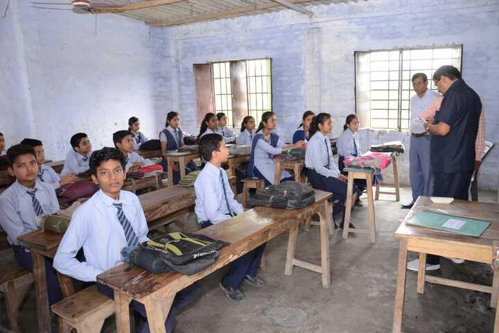 A Y International School-Classroom
