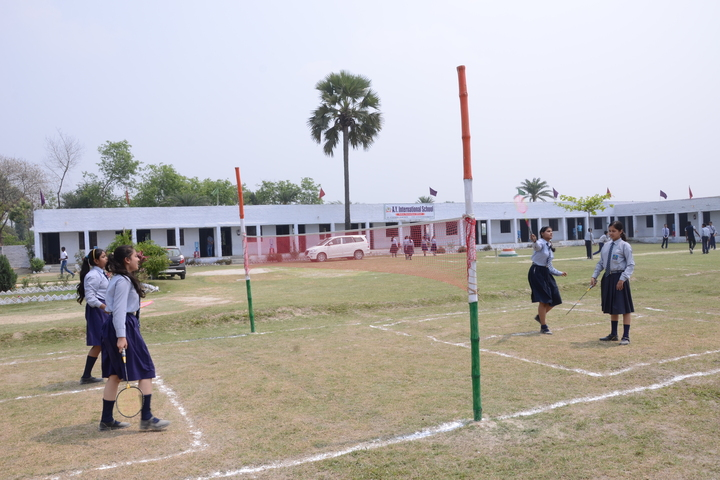 A Y International School-Games