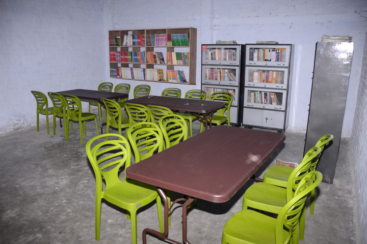 A Y International School-Library