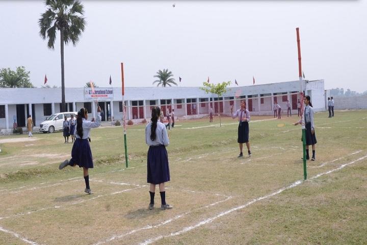 A Y International School-Sports