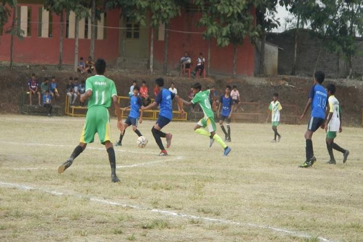Delhi Public School-Sports Football