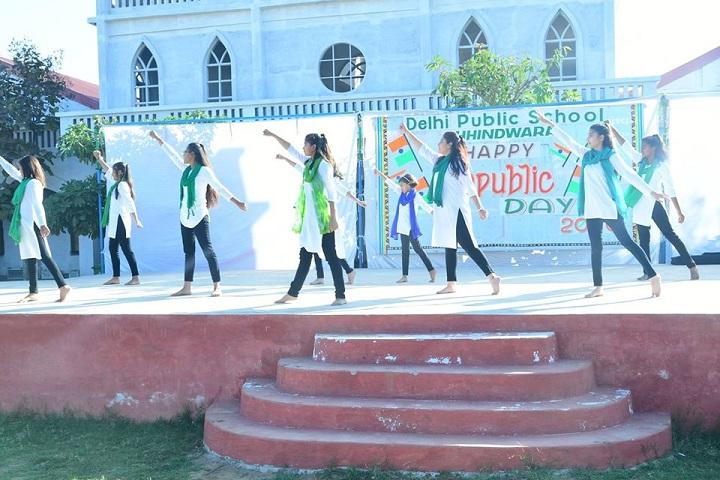 Delhi Public School-Republic Day Programme