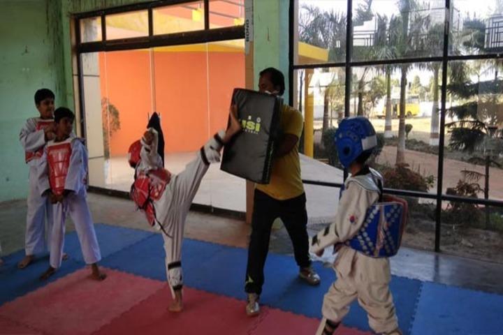 Delhi Public School-Karate