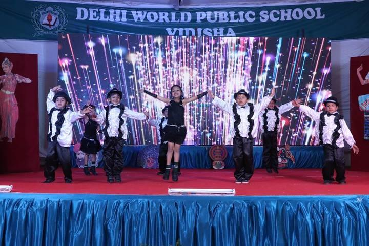 Delhi Public World School-Annual Day