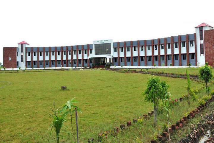 Delhi Public World School-Campus-View