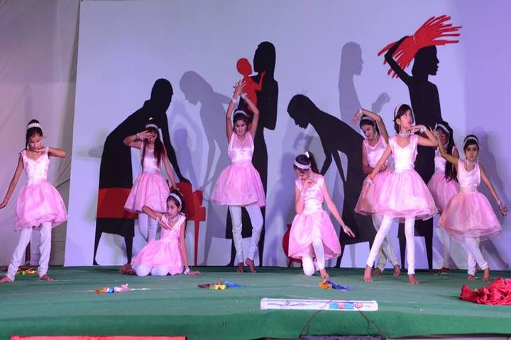 Delhi Public World School-Dance