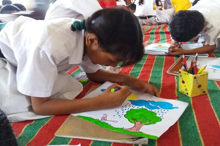 Delhi World Public School-Art