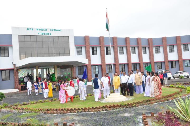 Delhi World Public School-Independence Day