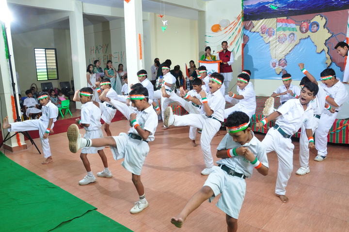 Delhi World Public School-Karate