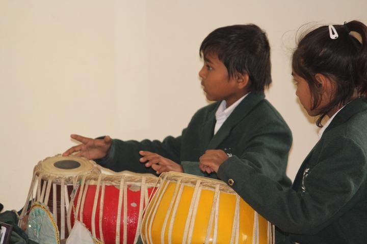 Delhi World Public School-Music