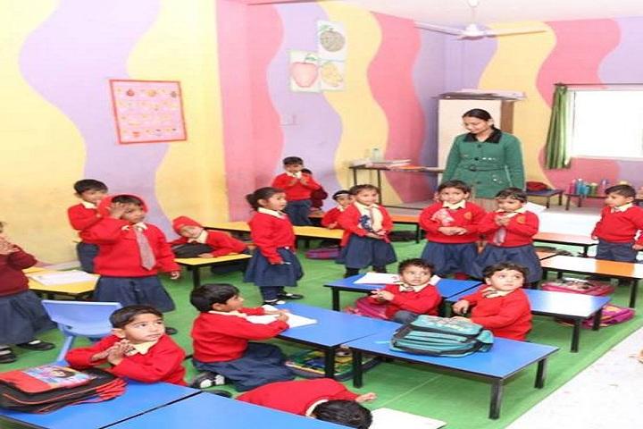 Devi Rukmani Higher Secondary School-Classroom