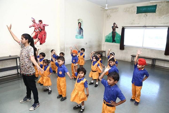 Devi Rukmani Higher Secondary School-Dance Room