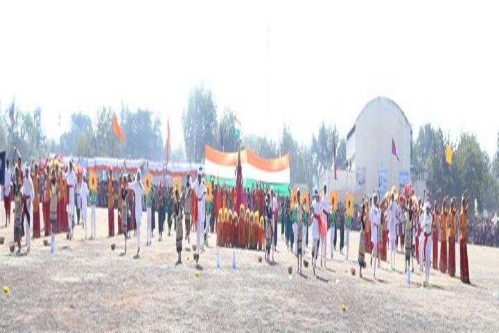 Devi Rukmani Higher Secondary School-Independence day Celebration