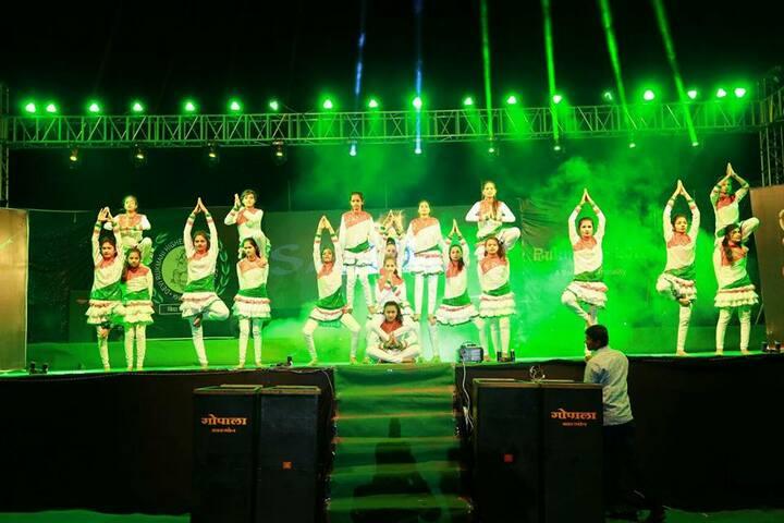 Devi Rukmani Higher Secondary School-Republic day Celebtation
