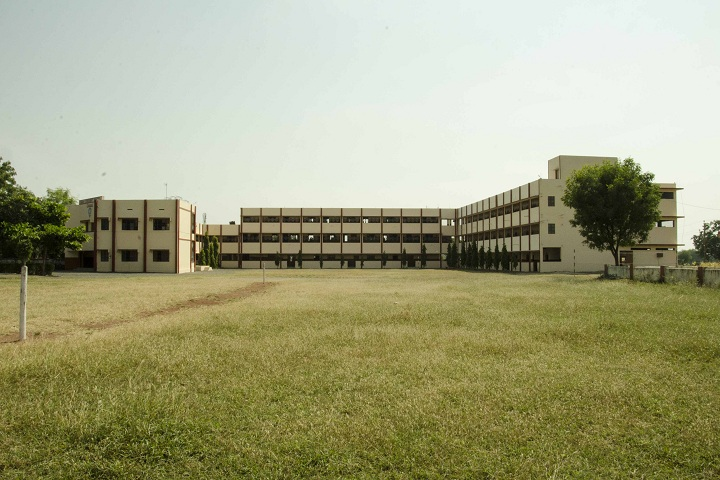 Dinah Convent High School-Play Ground