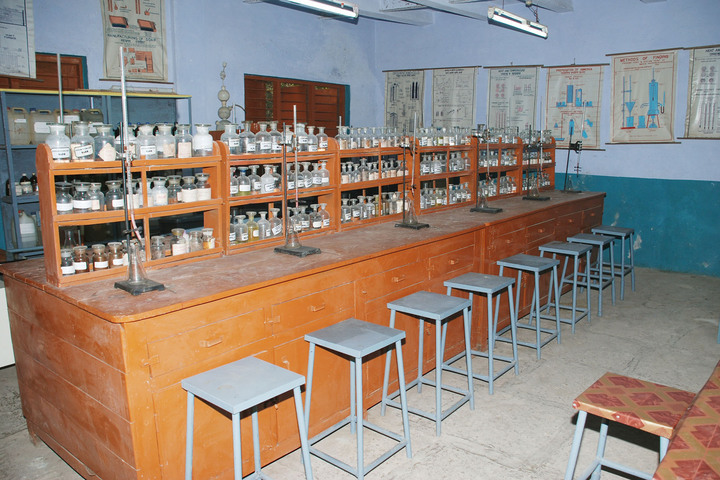 A N R Public School-Biology Lab