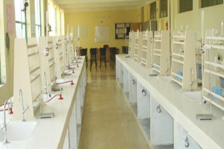 A N R Public School-Chemistry Lab