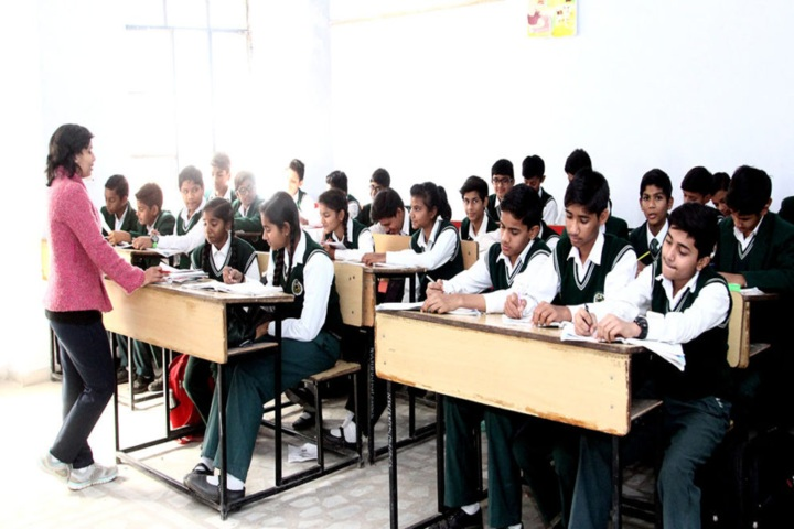 Doon Public School-Classroom