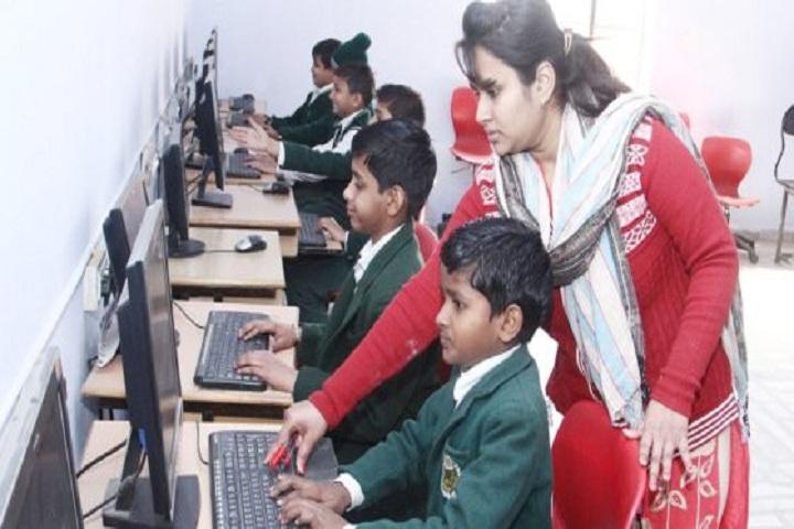 Doon Public School-Computer Lab