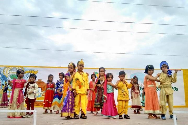 Doon Public School-Fancy Dress