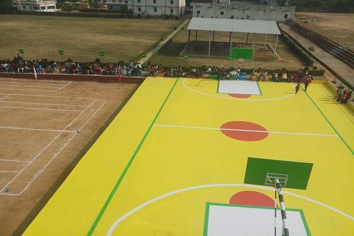 Doon Public School-Play Ground
