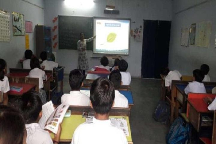 Doon Public School-Smart Classroom