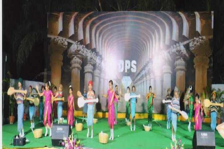 Drashti Public School-Dance