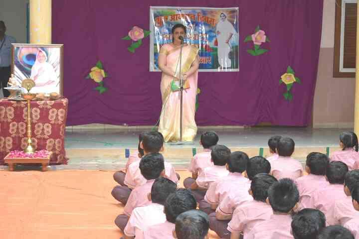 Drashti Public School-Speech
