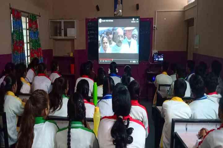 Drashti Public School-Gandhi Jiyanthi