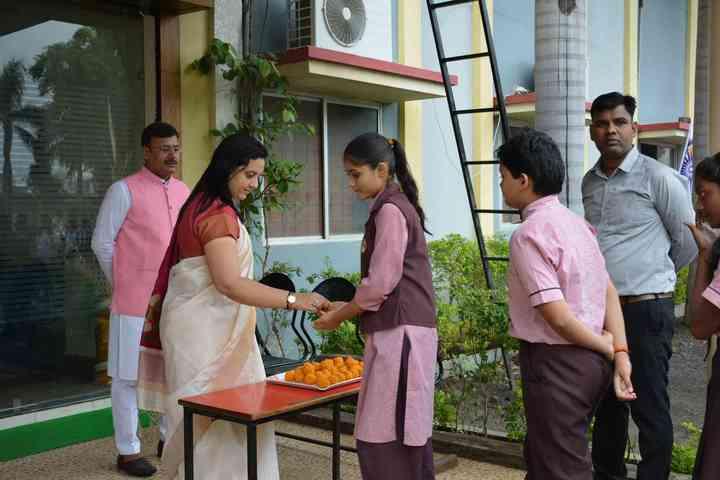 Drashti Public School-Independence Day